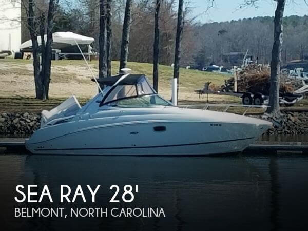Used Sea Ray 28 Boats For Sale by owner | 2010 Sea Ray 280 Sundancer
