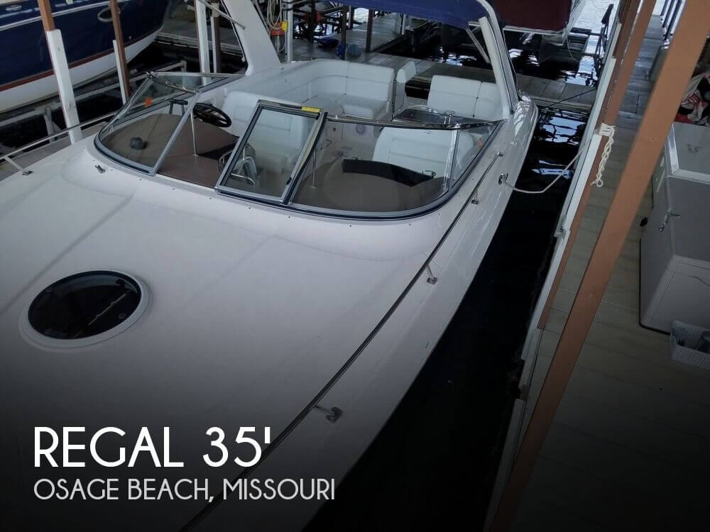 Used Regal 35 Boats For Sale by owner | 2005 Regal 35