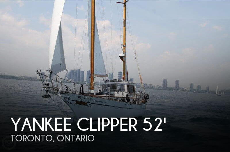 Used Boats For Sale in Canada by owner | 1977 Yankee Clipper 47