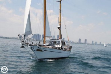 Yankee Clipper Ketch, 41', for sale - $99,500