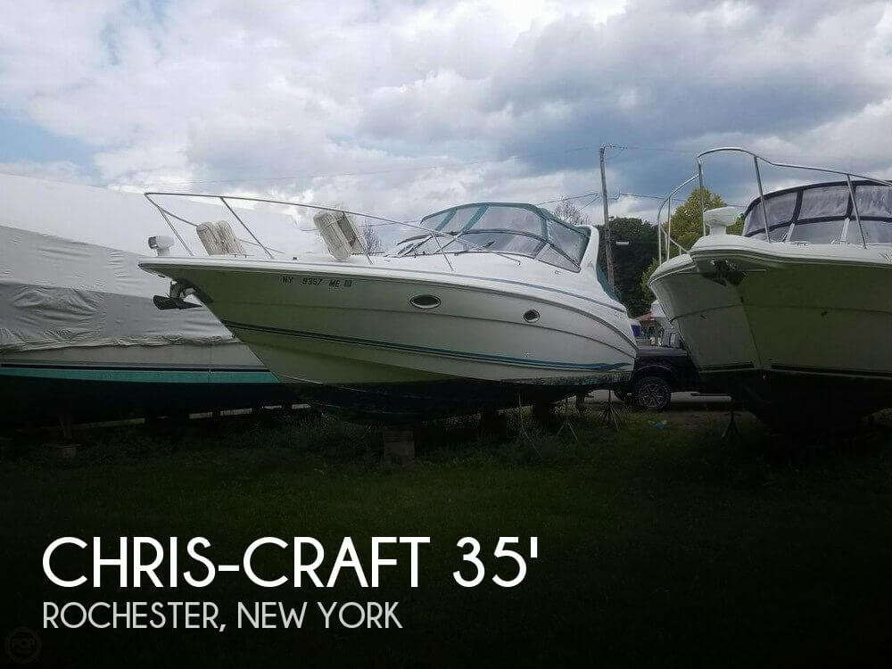 Used Chris-Craft Boats For Sale in New York by owner | 1997 Chris-Craft 35