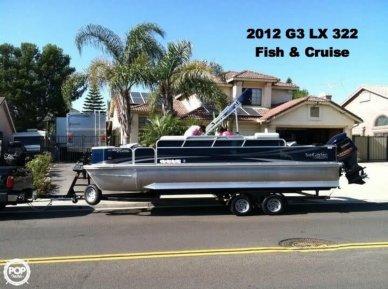 G3 Suncatcher LX 322 Fish & Cruise, 23', for sale - $46,200