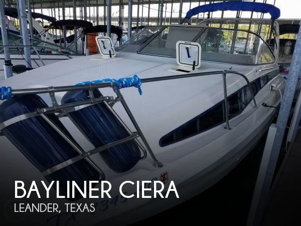 Used Bayliner Boats For Sale in Texas by owner | 1996 Bayliner 30