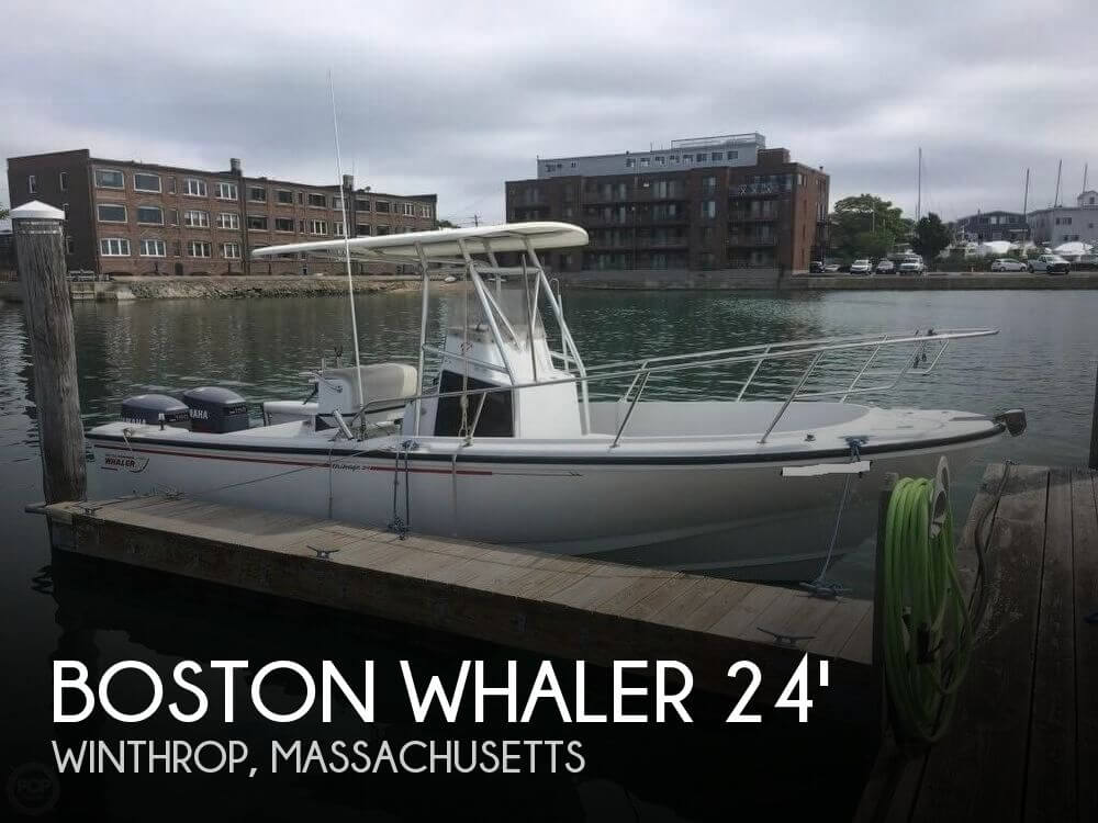 Used Boston Whaler 24 Boats For Sale by owner | 1995 Boston Whaler 24