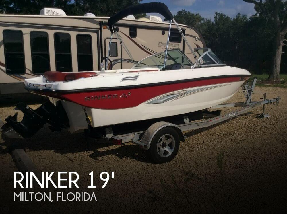 Used Rinker 18 Boats For Sale by owner | 2014 Rinker 186 Captiva BR