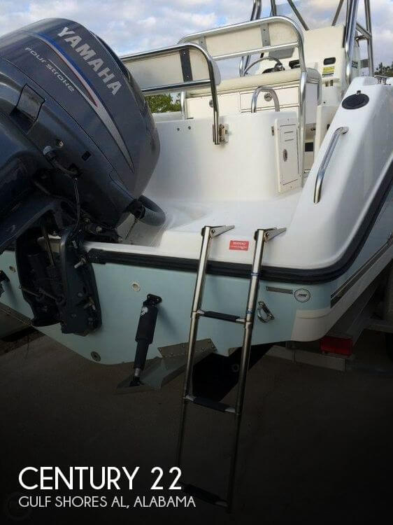 Used Century Boats For Sale by owner   2005 Century 22