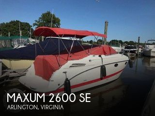 Used Maxum 27 Boats For Sale by owner   2006 Maxum 27