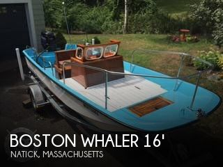 Used Boston Whaler 16 Boats For Sale by owner | 1968 Boston Whaler 16