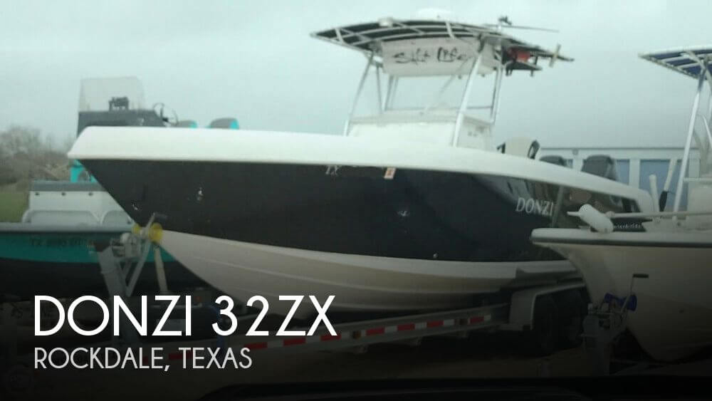 Used Boats For Sale in Austin, Texas by owner | 2000 Donzi 32