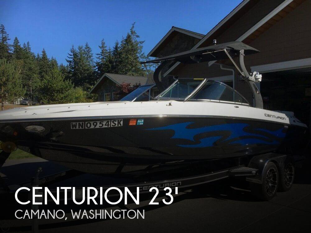 Used Ski Boats For Sale in Washington by owner | 2010 Centurion 23