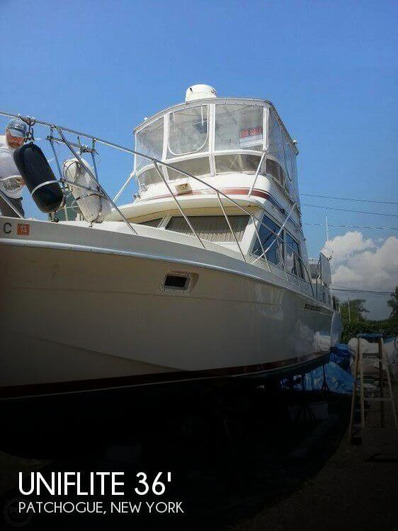 Used Uniflite Boats For Sale by owner | 1984 Uniflite 36