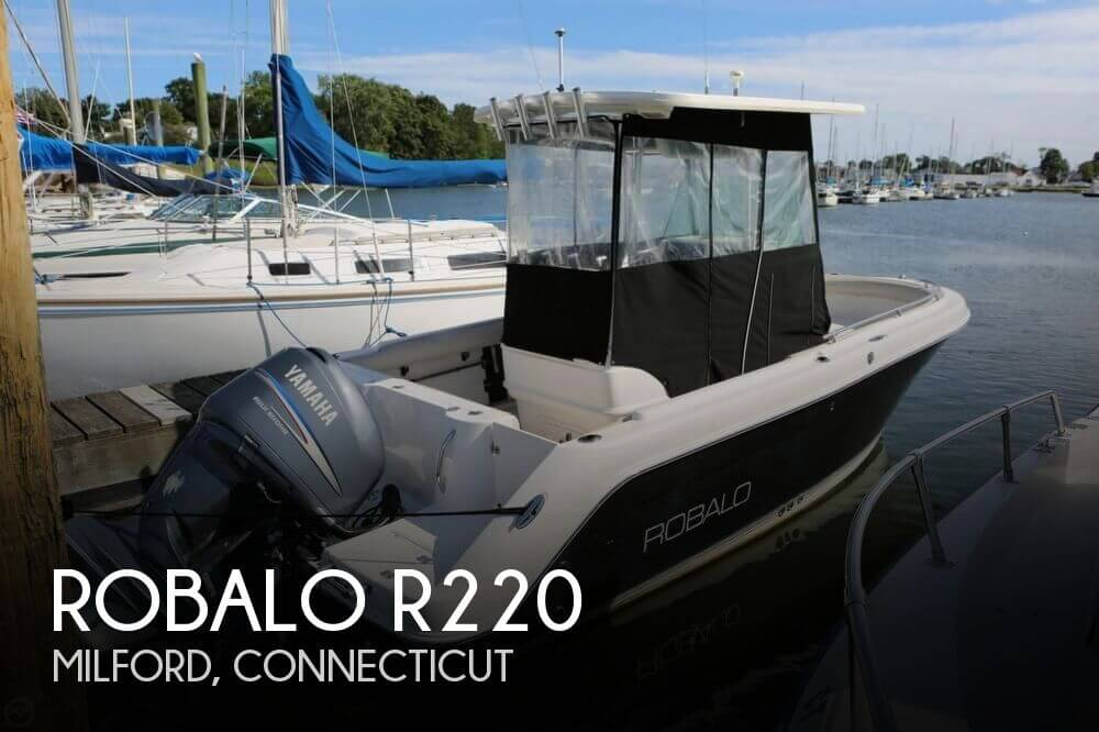 2005 ROBALO R220 for sale
