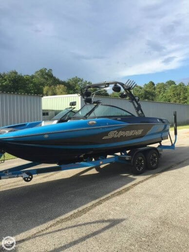 Supreme S226, 22', for sale - $79,400