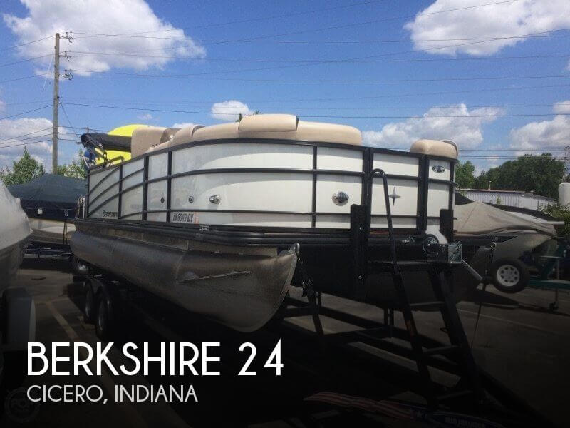 Used Boats For Sale in Indianapolis, Indiana by owner | 2017 Berkshire 24