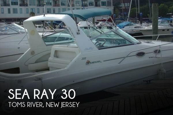 Used Boats For Sale by owner | 1997 Sea Ray 30
