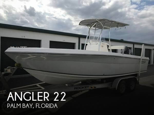Used Angler Boats For Sale by owner | 2014 Angler 22
