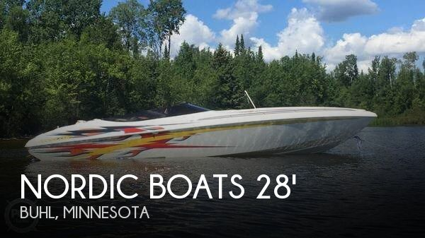 Used Boats For Sale in Minnesota by owner | 2004 Nordic Boats 23
