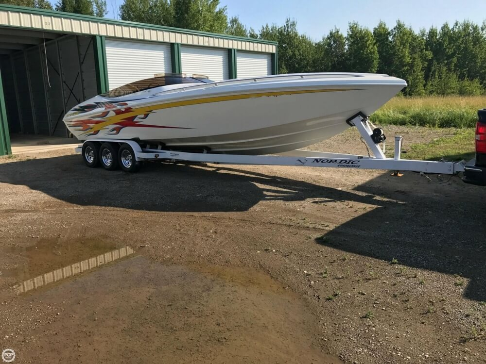2004 Nordic Tugs boat for sale, model of the boat is Heat 28 & Image # 8 of 22