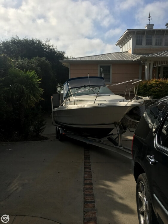 1993 Sea Ray boat for sale, model of the boat is Laguna 24 & Image # 8 of 41