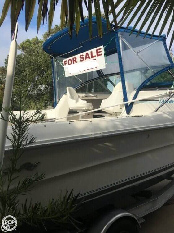 1993 Sea Ray boat for sale, model of the boat is Laguna 24 & Image # 4 of 41