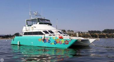 Ocean Cat Ocean 53 Catamaran, 53', for sale - $395,000