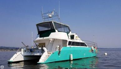 Ocean Cat Ocean 53 Catamaran, 53', for sale - $179,000