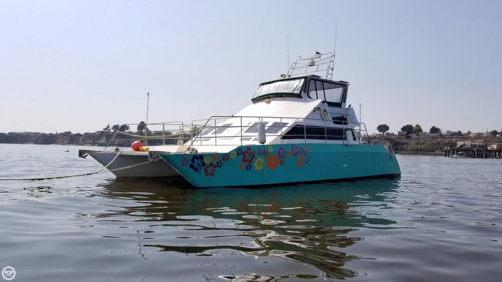 1996 Ocean Cat 53 - image 16
