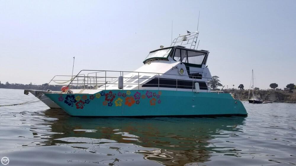 1996 Ocean Cat 53 - image 17