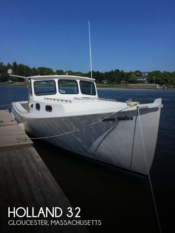 Used Holland Boats For Sale by owner | 1987 Holland 32