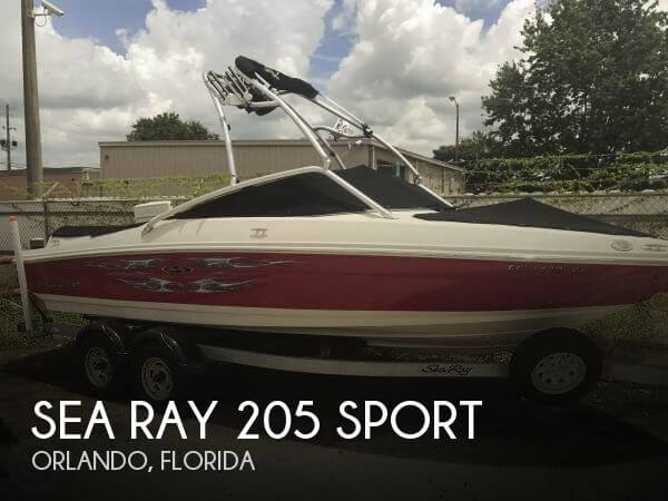 Used Sea Ray 21 Boats For Sale by owner | 2008 Sea Ray 21