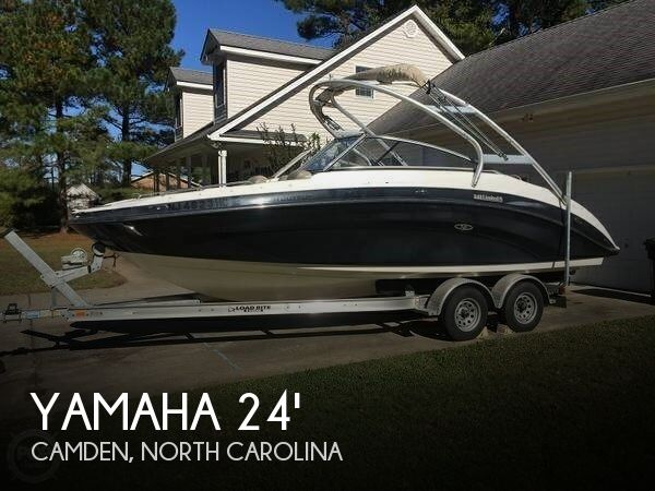 Used Boats For Sale by owner | 2010 Yamaha 24