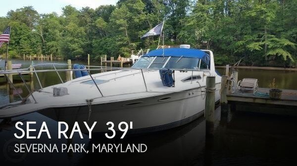 Used Sea Ray 39 Boats For Sale by owner | 1990 Sea Ray 39