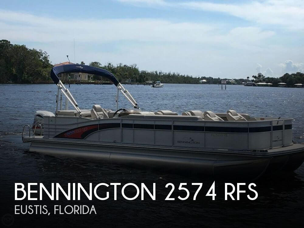 Used Pontoon Boats For Sale by owner | 2016 Bennington 25