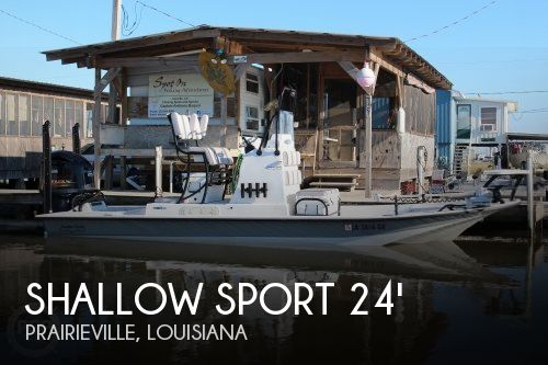 Used Boats For Sale in Baton Rouge, Louisiana by owner | 2016 Shallow Sport 24