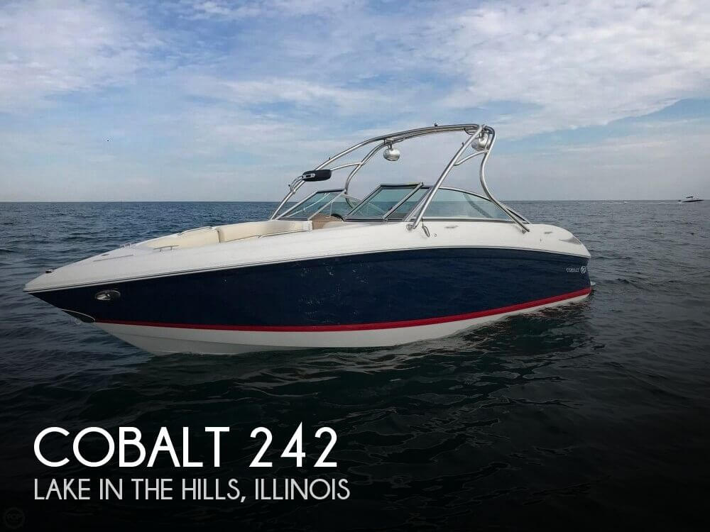 Used Boats For Sale in Rockford, Illinois by owner | 2009 Cobalt 26