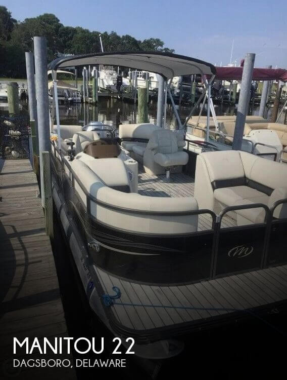 Used Manitou Boats For Sale by owner | 2015 Manitou 22