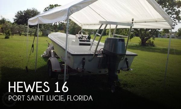 Used HEWES Boats For Sale by owner | 1996 Hewes 16