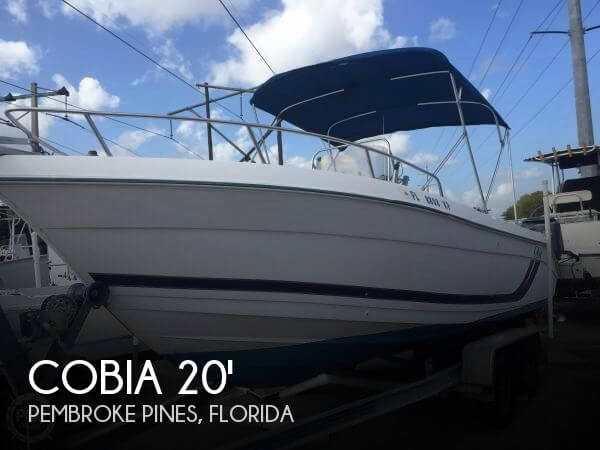 Used Cobia 20 Boats For Sale by owner | 1999 Cobia 20