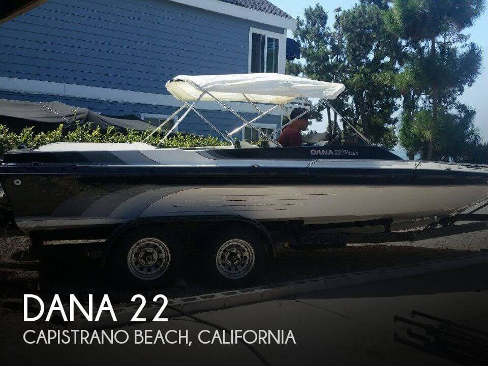 Used Dana Boats For Sale by owner | 1993 Dana 22