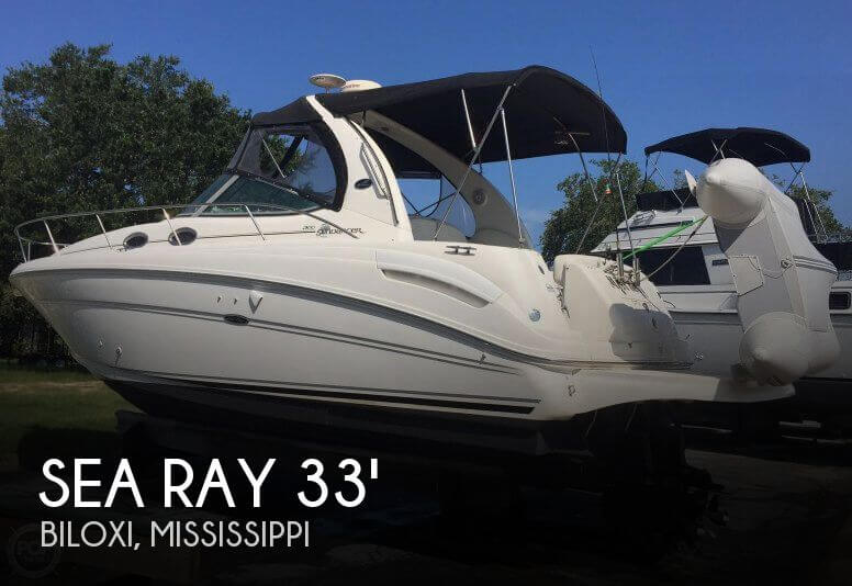 Used Boats For Sale in Mississippi by owner | 2004 Sea Ray 33