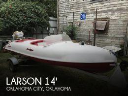 "1956 Larson ""Falls Flyer"" 14"