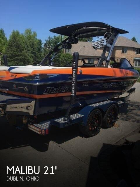 Used Boats For Sale in Columbus, Ohio by owner | 2014 Malibu 21