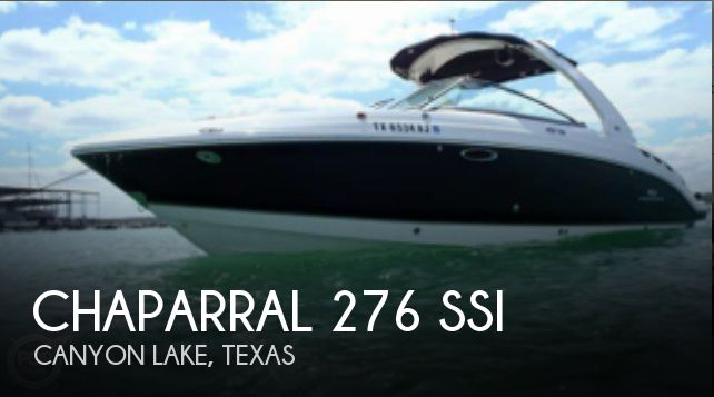 Used Boats For Sale in San Antonio, Texas by owner | 2006 Chaparral 28