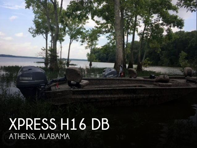 Used Boats For Sale by owner   2017 Xpress 16