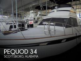 1974 Pequod 34