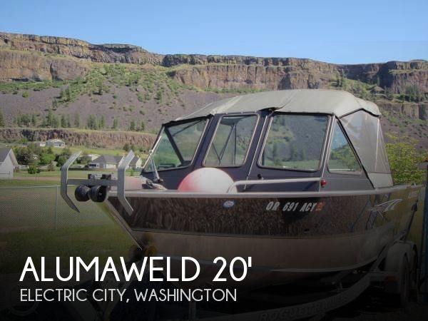 Used Alumacraft Boats For Sale by owner | 2007 Alumaweld 20