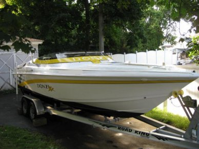 Donzi 26 ZX, 26', for sale - $26,500