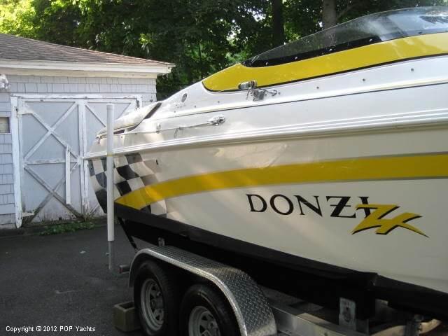 2001 Donzi 26 ZX - Photo #18