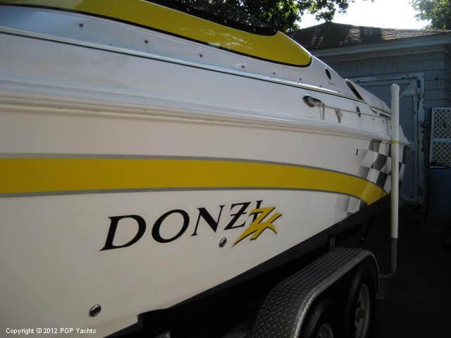2001 Donzi 26 ZX - Photo #25