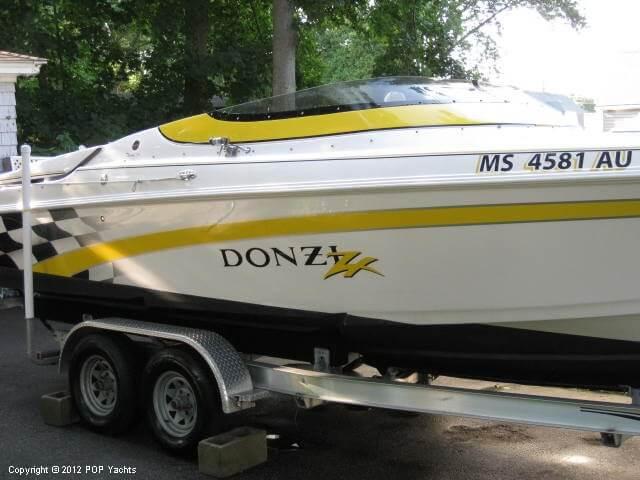2001 Donzi 26 ZX - Photo #32